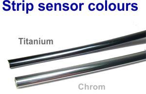 Strip sensor colours