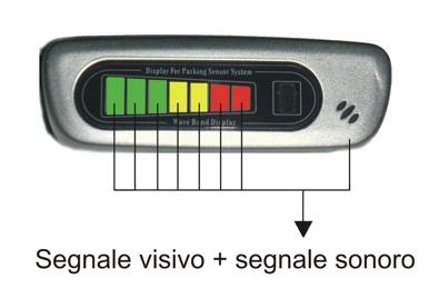 proxel sensori di parcheggio